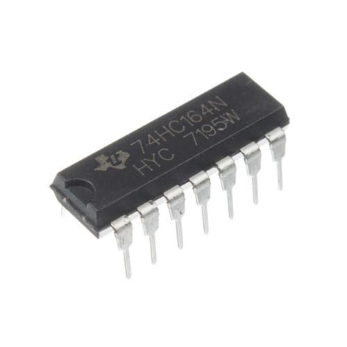 Микросхема 74HC164N