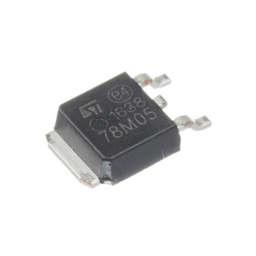 Микросхема 78M05