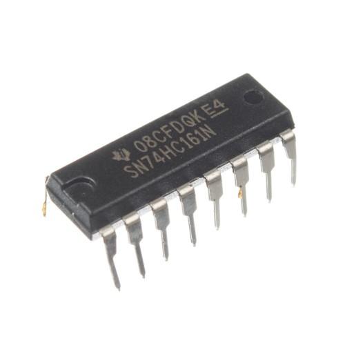 Микросхема 74HC161N