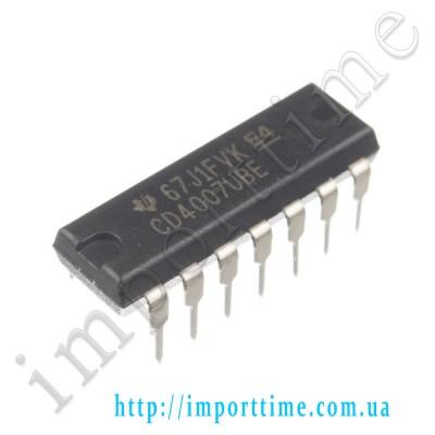 Микросхема 4007