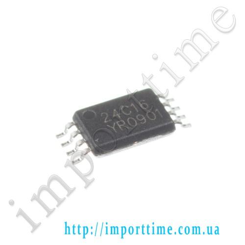 Микросхема 24C16