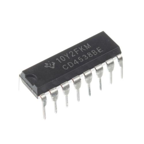 Микросхема 4538