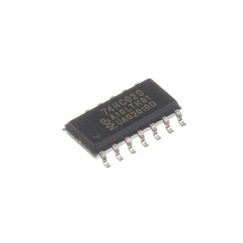 Микросхема 74HC02D