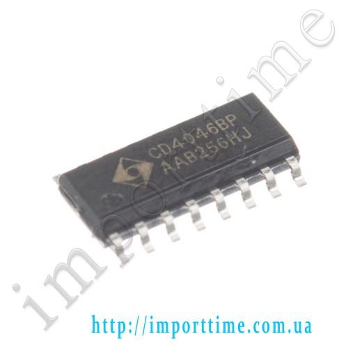 Микросхема 4046