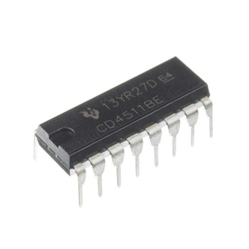 Микросхема 4511