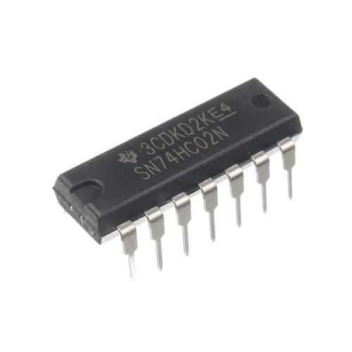 Микросхема 74HC02N
