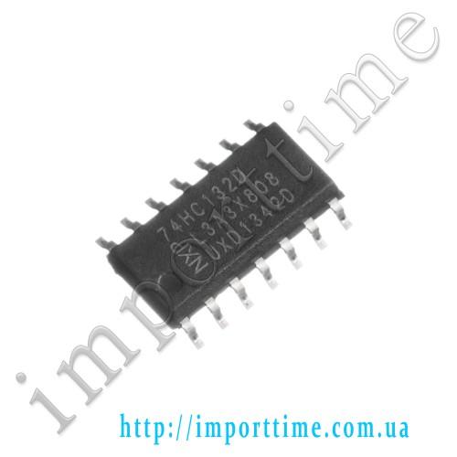 Микросхема 74HC132D