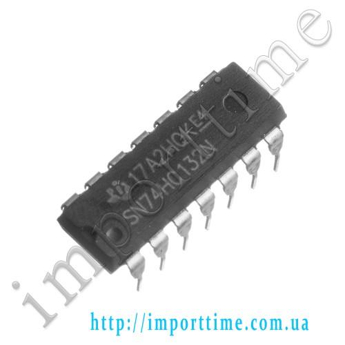 Микросхема 74HC132N