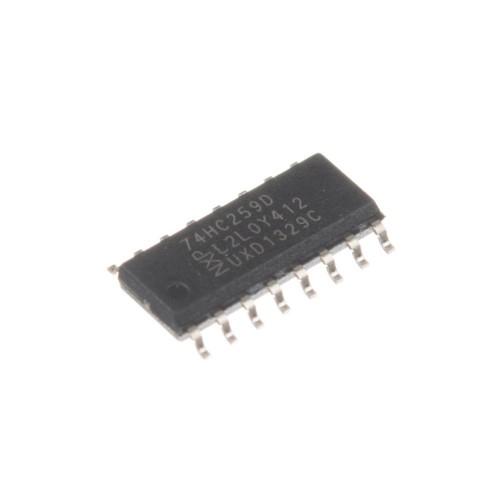 Микросхема 74HC259D