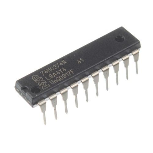 Микросхема 74HC374N