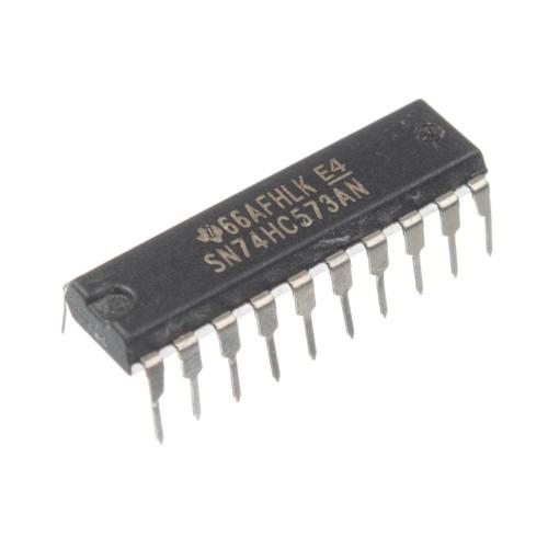 Микросхема 74HC573AN