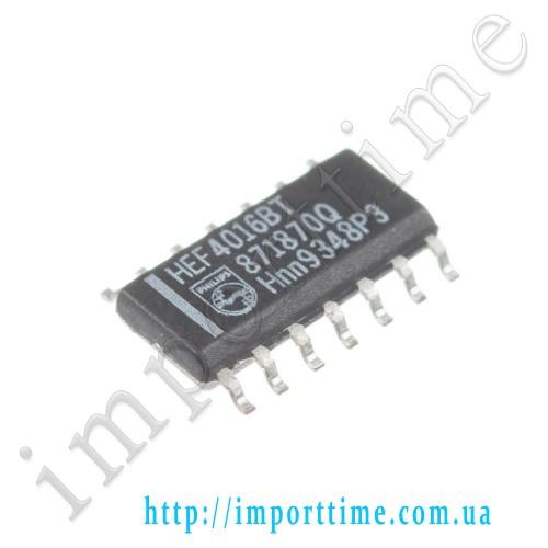 Микросхема 4016