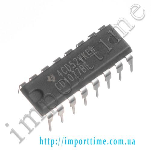 Микросхема 4027