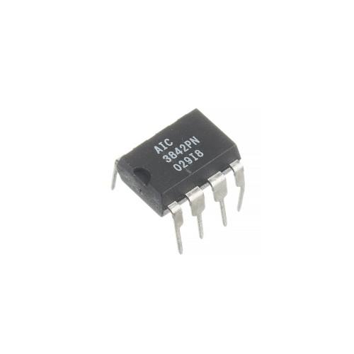 Микросхема AIC3842PN