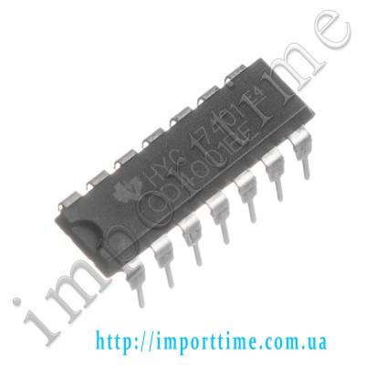 Микросхема 4001