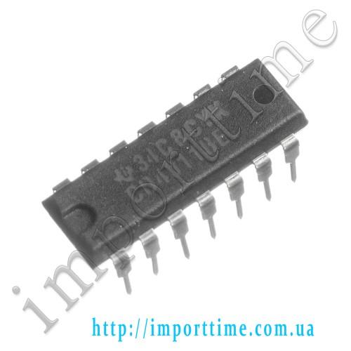 Микросхема 4011