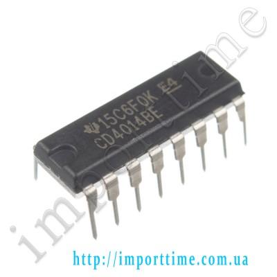 Микросхема 4014