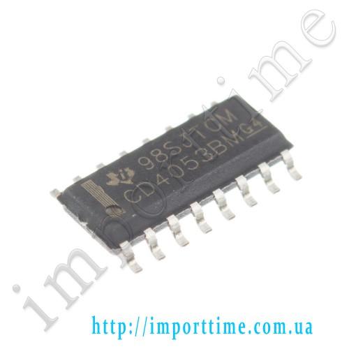 Микросхема 4053
