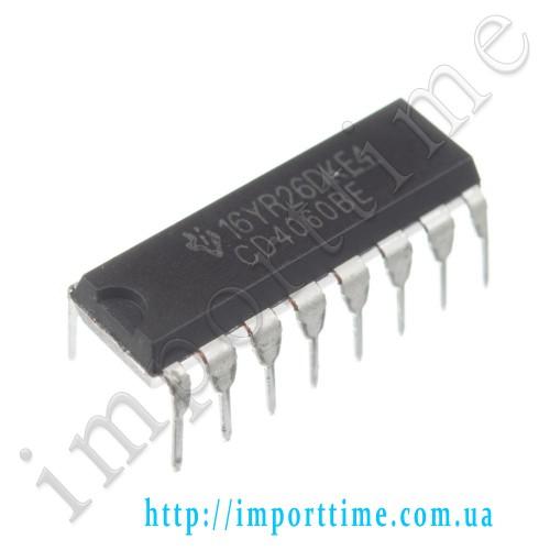 Микросхема 4060