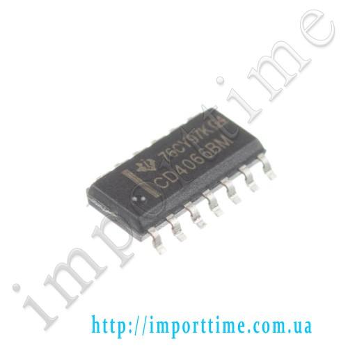 Микросхема 4066