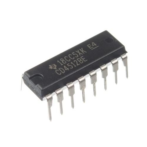 Микросхема 4512