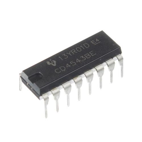 Микросхема 4543