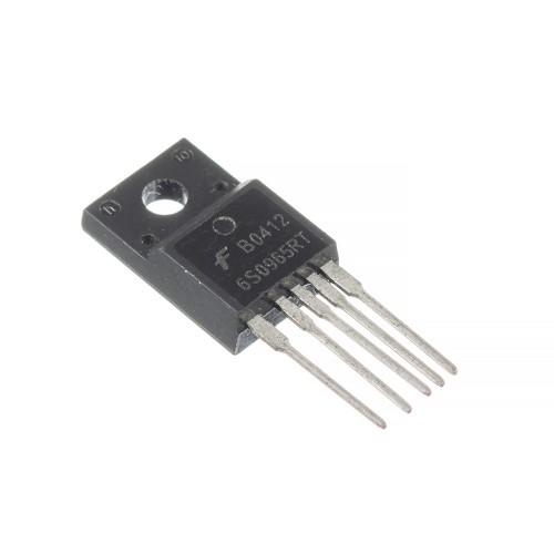 Микросхема 6S0965RT