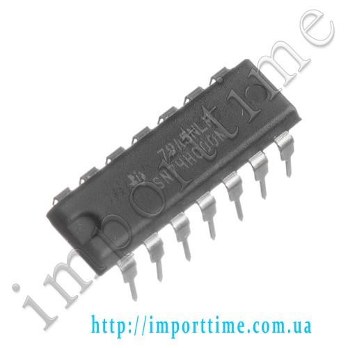 Микросхема 74HC00