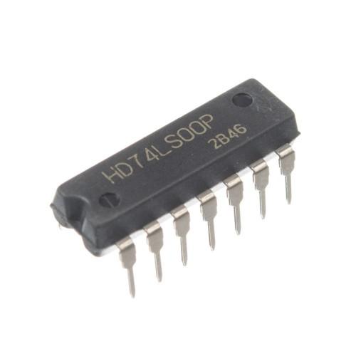 Микросхема 74LS00P