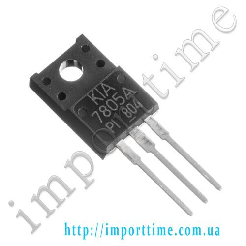 Микросхема 7805API