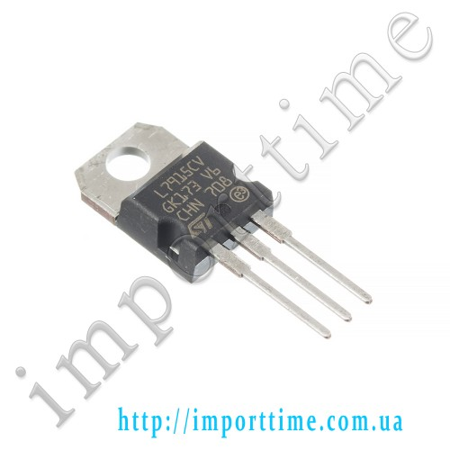 Микросхема 7915CV
