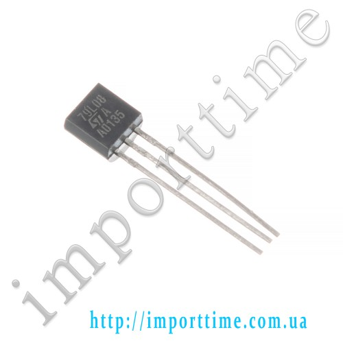 Микросхема 79L08