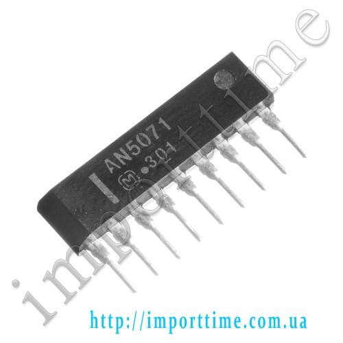 Микросхема AN5071