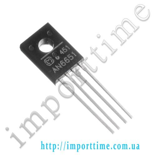 Микросхема AN6651