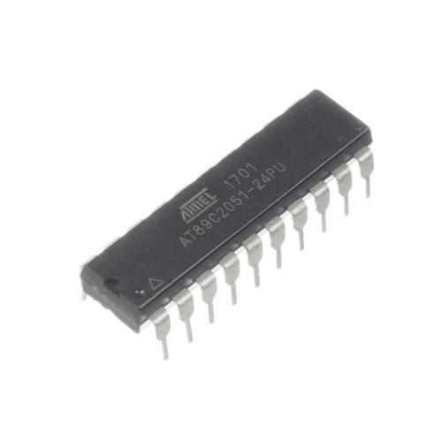 Микросхема AT89C2051 24PI