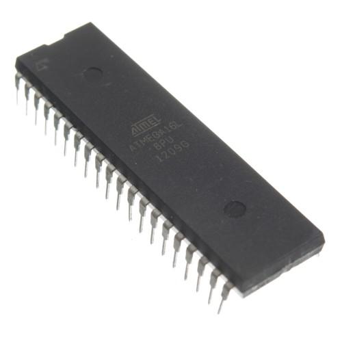 Микросхема ATMEGA16L-8PU