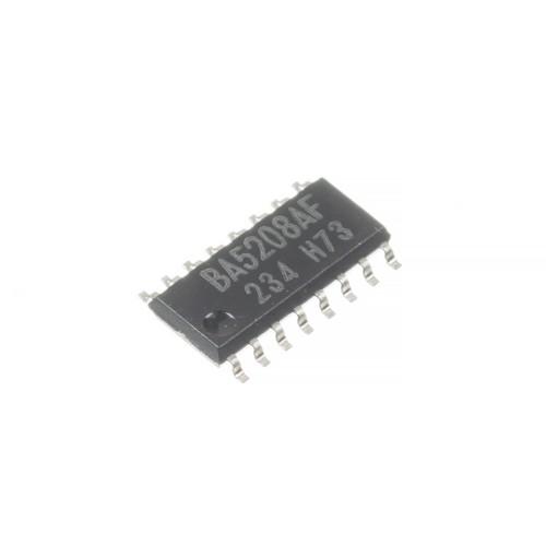Микросхема BA5208AF