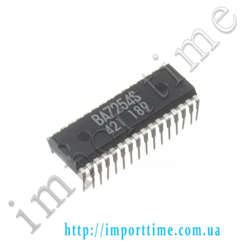 Микросхема BA7254S
