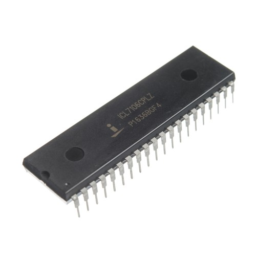 Микросхема ICL7106cpl