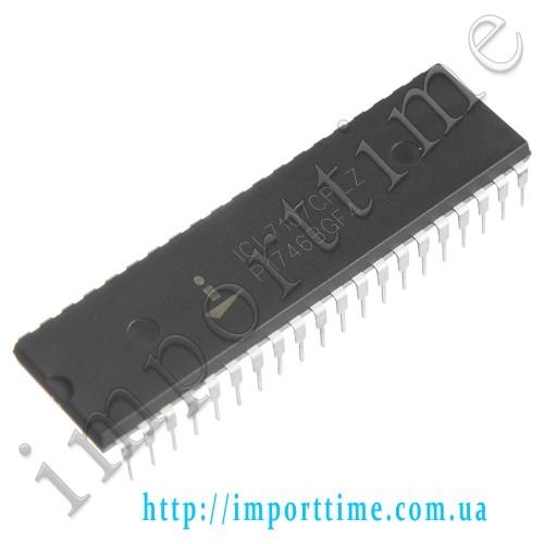 Микросхема ICL7107cpl