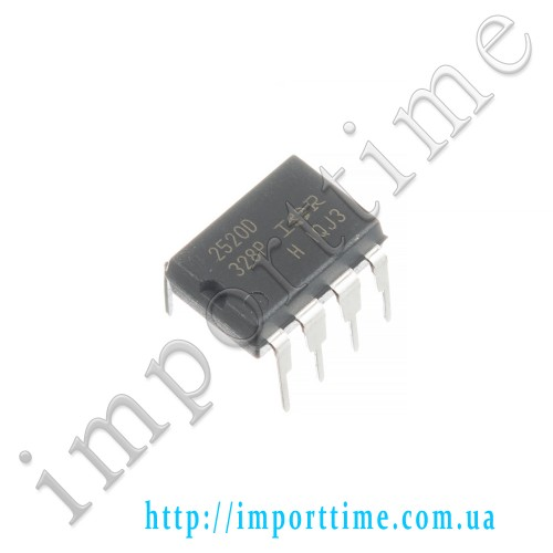 Микросхема IR2520DPBF