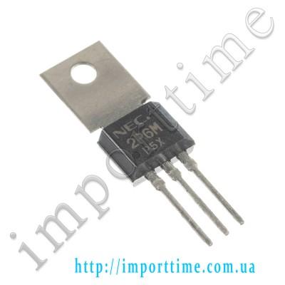 Тиристор 2P6M